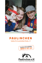 Flyer Info über Paulinchen